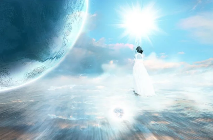 Ascension-Into-Higher-Dimensions